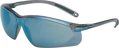 Sperian® A700 ANSI Z87 Eyewear, Blue Mirror/Gray