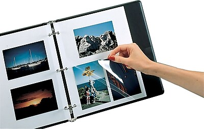 Redi-Mount Album Photo Sheets