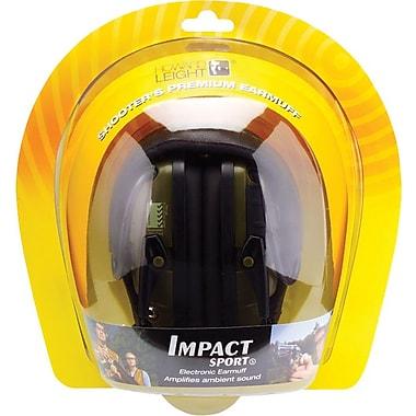 Howard Leight Leightning Impact Sport Electronic Earmuffs, NRR 22