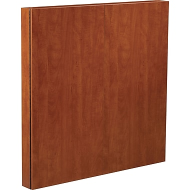 Office Star - Tableau de présentation de la collection Napa, assemblé, cerisie