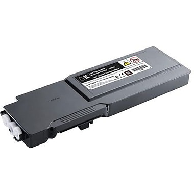 Dell 4CHT7 Black Toner Cartridge, Extra High Yield (W8D60 )