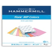"IP Hammermill® Fore® MP 30PC 11"" x 17"" 74 GSM Colored Copy Papers, 500/Ream"