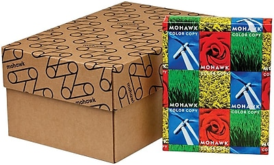 Mohawk® 110 lbs. Color Copy Smooth Cover, 18