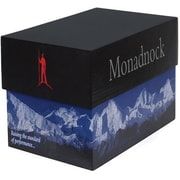 "Monadnock Paper mills Astrolite PC 100® 8 1/2"" x 11"" 70 lbs. Multipurpose Paper, White, 4000/Case"