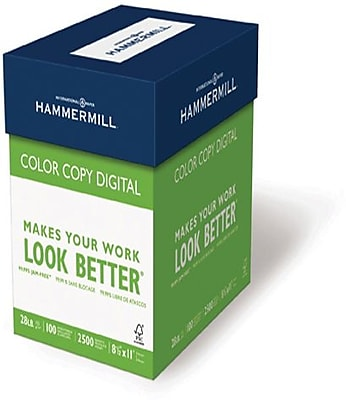 Hammermill® 100 lbs. Color Copy Digital Ultra Smooth Photo Cover, 19