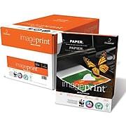 "Imageprint® 8 1/2"" x 11"" 20 lbs. Bond Copy Paper, Bright White, 5000/Case"