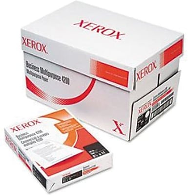 Xerox® Vitality™ Coated Satin Printing Paper, 80 lb. Cover, 18