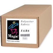 """Magiclee/Magic FAB6 50"""" x 150' 100% Polyester Woven Fabric, Roll"""