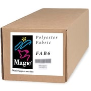 """Magiclee/Magic FAB6 36"""" x 15' 100% Polyester Woven Fabric, Roll"""