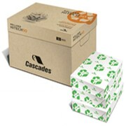 "Cascades Rolland HiTech 50™ 11"" x 17"" 60 lbs. Smooth Laser Paper, Bright White, 2000/Case"