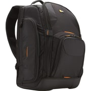 Case Logic SLRC-206 DSLR Camera/Laptop Backpack, Black
