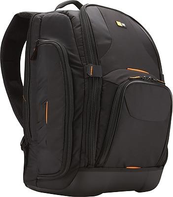 Case Logic SLRC-206 DSLR Camera/Laptop Backpack, Black