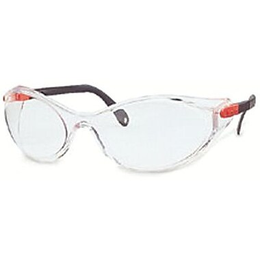 Uvex™ Bandido® S1731 ANSI Z87.1 Eyewear, Espresso/Black