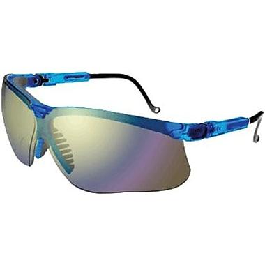 Uvex™ Genesis® S3243 ANSI Z87 Eyewear, Gold Mirror/Vapor Blue