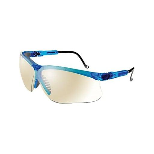 Uvex™ Genesis® S3244 ANSI Z87 Eyewear, SCT Reflect 50/Vapor Blue