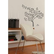 RoomMates Mia & Co Stelleta Peel and Stick Transfer Wall Decal, Gray