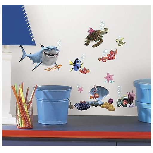 RoomMates Finding Nemo Peel and Stick Wall Decal