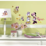 RoomMates Minnie Mouse Barnyard Cuties Peel and Stick Wall Decal