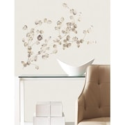 RoomMates Peel and Stick Wall Decal, Silver Dollar Branch