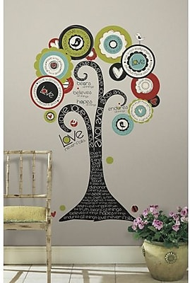 RoomMates Peel and Stick Giant Wall Decal, Tree of Hope