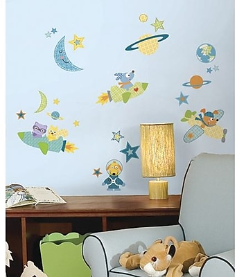 RoomMates Rocketdog Peel and Stick Wall Decal