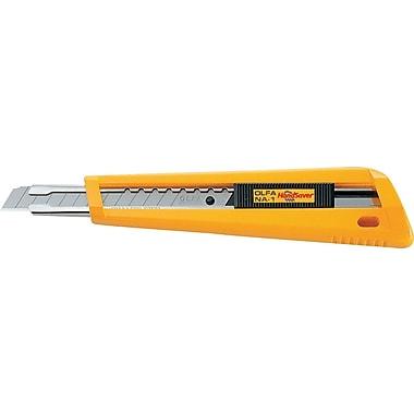 OLFA – Couteau utilitaire Handsaver avec poignée caoutchoutée