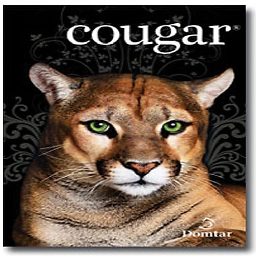 """Domtar Cougar® 11"""" x 17"""" 70 lbs. Digital Smooth Laser Paper, White, 2000/Case"""