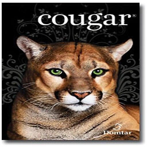 """Domtar Cougar® 11"""" x 17"""" 60 lbs. Digital Smooth Laser Paper, White, 2500/Case"""