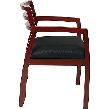 Office Star Napa Hardwood Guest Chair (NAP91)