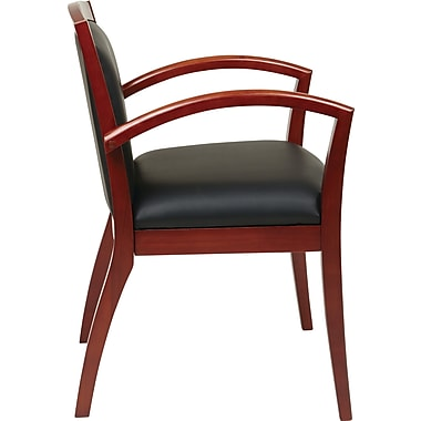 Office Star Napa Hardwood Guest Chair (NAP97)