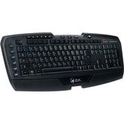 Genius Imperator Pro MMO/RTS Backlit Professional Gaming Keyboard, English