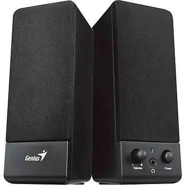 Genius SP-S110 Basic Speaker System