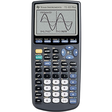 calculatrice scientifique ti 83