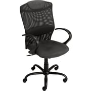 Staples Vocazo Mesh Managers Chair, Black