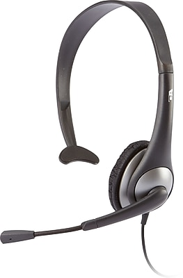 Cyber Acoustics AC-104 Over-the-Head Stereo Headset and Boom Mic