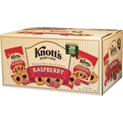 Knotts Berry Farm® Raspberry Cookies, 36 Bags/Box