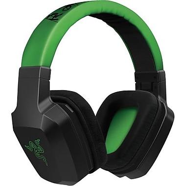 Razer – Casque d'écoute Electra pour jeux et musique, noir/vert