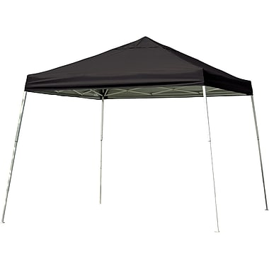 ShelterLogic 12' x 12' Slant Leg Pop-up Canopies with Black Roller Bags