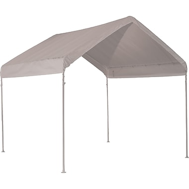 ShelterLogic 10' × 10' Canopy, 1 3/8