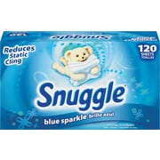 Snuggle® Fabric Softener Sheets, Fresh Scent, 120 Sheets/Bx