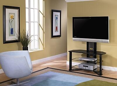 Z-Line Designs Madrid TV Stand, Black