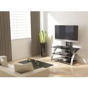 Z-Line Designs Phantom 3-in-1 TV Stand, Black