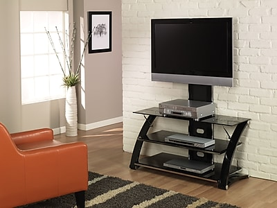 Z-Line Designs Vitoria TV Stand, Black