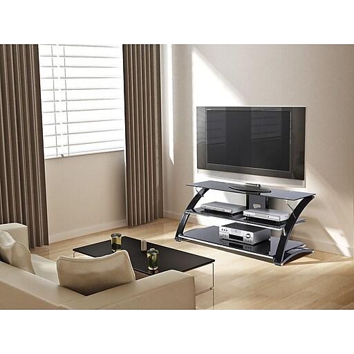 Z Line Designs Vitoria 55 Tv Stand Black Staples