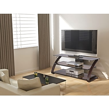 Z-Line Designs Keira TV Stand, Mocha