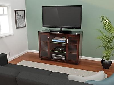 Z-Line Designs Merako Highboy TV Stand, Espresso