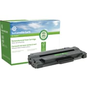 Sustainable Earth by Staples Remanufactured Black Toner Cartridge, Samsung MLT-D105L, High Yield