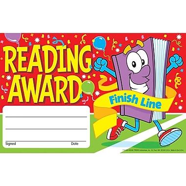 Trend Enterprises® Recognition Awards, Reading (Finish Line)