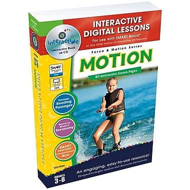 Classroom Complete Press® IWB Motion Book, Grades 3rd - 8th