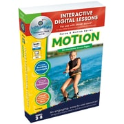 Classroom Complete Press® IWB Motion Book, Grades 3rd - 8th
